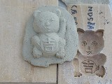 Wood Mold,Lucky Cat