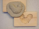 Wood Mold,Rooster